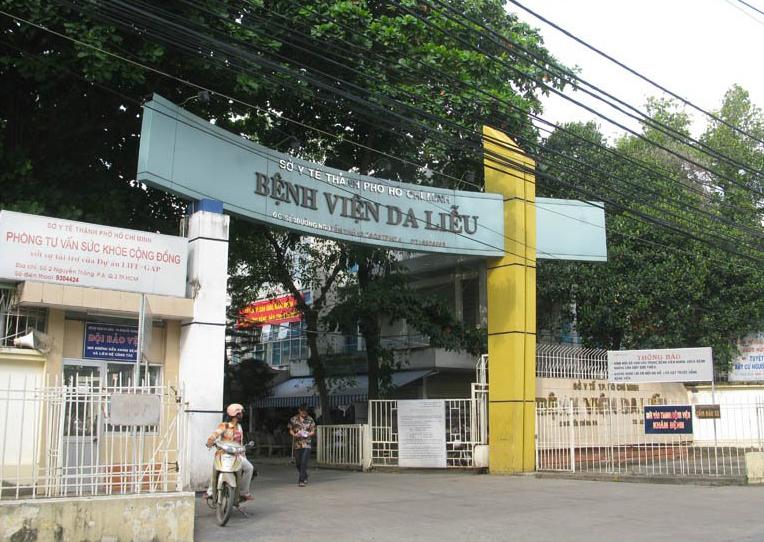 Bệnh viện Da liễu Thành phố Hồ Chí Minh là bệnh viện loại 1 chuyên khám và điều trị các bệnh da liễu