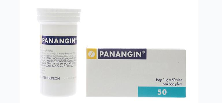 Thuốc Panangin là thuốc gì? Thuốc có công dụng chữa bệnh gì?