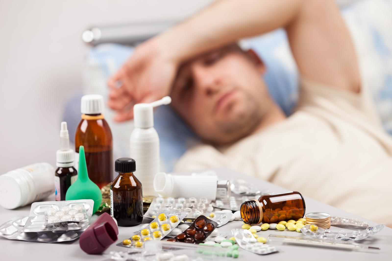 Trị bệnh viêm amidan hốc khủ bã đậu bằng các loại thuốc kháng sinh