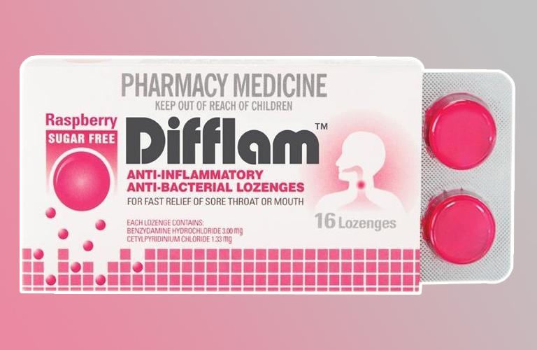Liều dùng thuốc Difflam