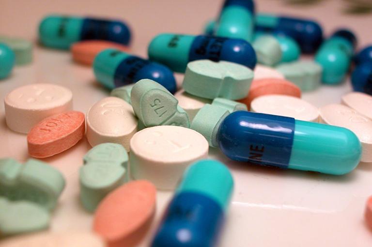 Tương tác thuốc Hepcinat LP