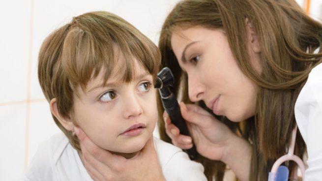 Bị viêm tai giữa