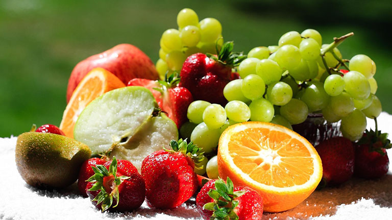 Cần ăn nhiều rau xanh, trái cây tươi khi bị bệnh tiểu đường