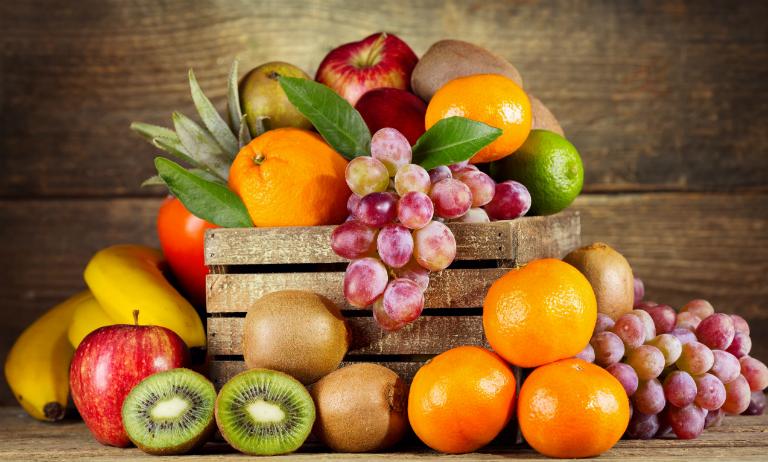 Trái cây tươi giúp phôi thai khỏe mạnh, giảm thiểu nguy cơ sảy thai.