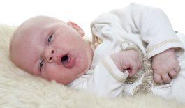 Chữa ho cho trẻ sơ sinh