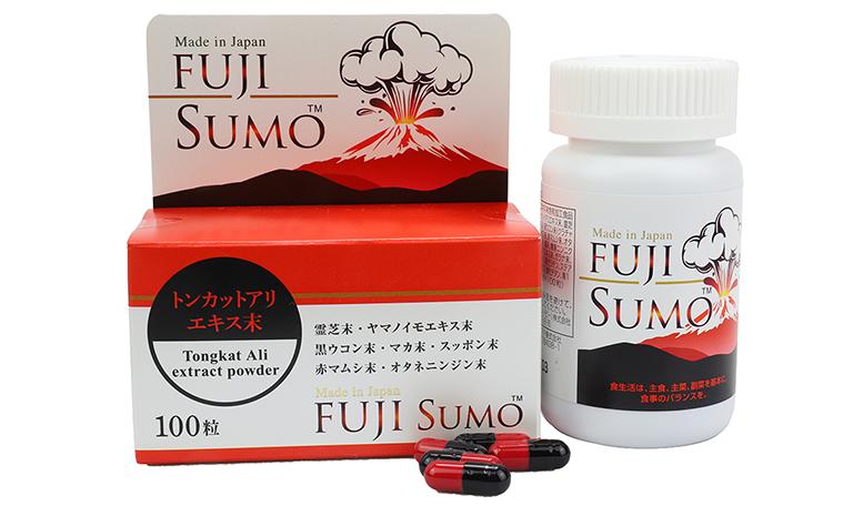 Thuốc tăng cường sinh lý nam giới Fuji Sumo chiết xuất hoàn toàn từ thiên nhiên