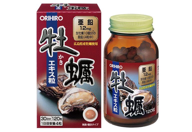 Tinh chất hàu tươi Orihiro - một sản phẩm được chiết xuất 100% từ hàu sống nguyên chất