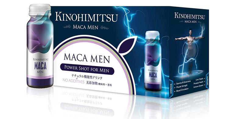 Thuốc tăng cường sinh lý nam giới Thuốc Kinohimitsu Maca