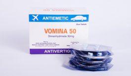 Các thông tin cần biết về thuốc Vomina 50