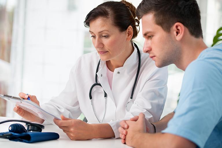 Chẩn đoán chính xác bệnh sẽ giúp việc điều trị diễn ra thuận lợi