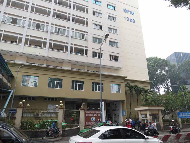 Bệnh viện Từ Dũ chuyên khám, điều trị, chăm sóc sức khỏe sinh sản ở cả nam và nữ