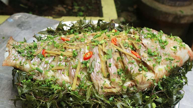 Lá đinh lăng nấu cá là một món ăn bổ dưỡng phù hợp cho nhiều đối tượng sử dụng