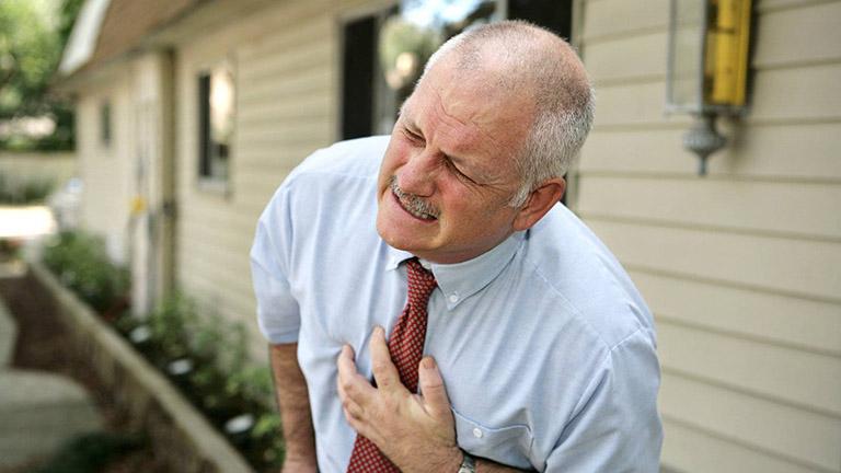 Đột quỵ là một trong những hậu quả của rối loạn cương dương