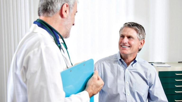 Nếu bị rối loạn cương dương, nên đi khám để được khắc phục sớm