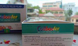 Men vi sinh Colibacter cải thiện các triệu chứng bệnh đường tiêu hóa