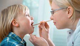 Thông tin về bệnh viêm amidan hốc mủ ở trẻ em và cách điều trị