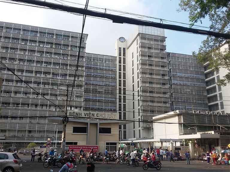 Bệnh viện Chợ Rẫy Thành phố Hồ Chí Minh