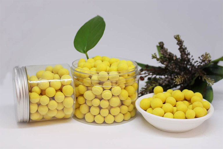 Viên uống từ tinh bột nghệ và mật ong trị đau dạ dày là một giải pháp tối ưu cho các đối tượng không có thời gian bào chế nguyên liệu