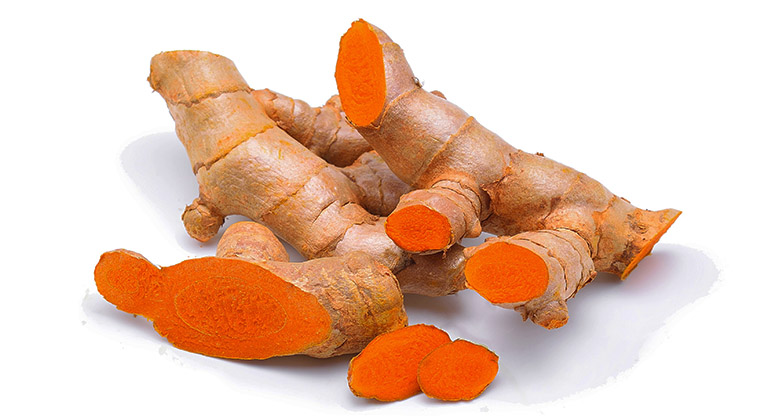 Nghệ vàng có vị cay, đắng, có mùi thơm, tính ấm và có công dụng phá huyết, thông kinh, kháng khuẩn, tiêu viêm