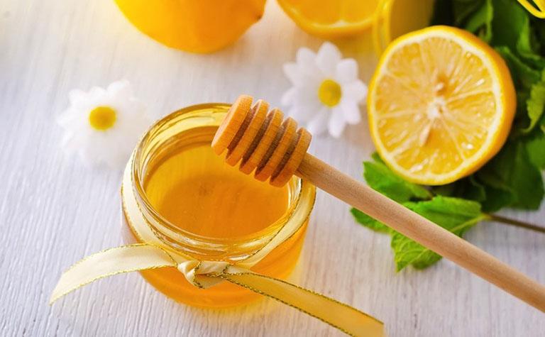 Chữa viêm amidan mãn tính bằng mật ong