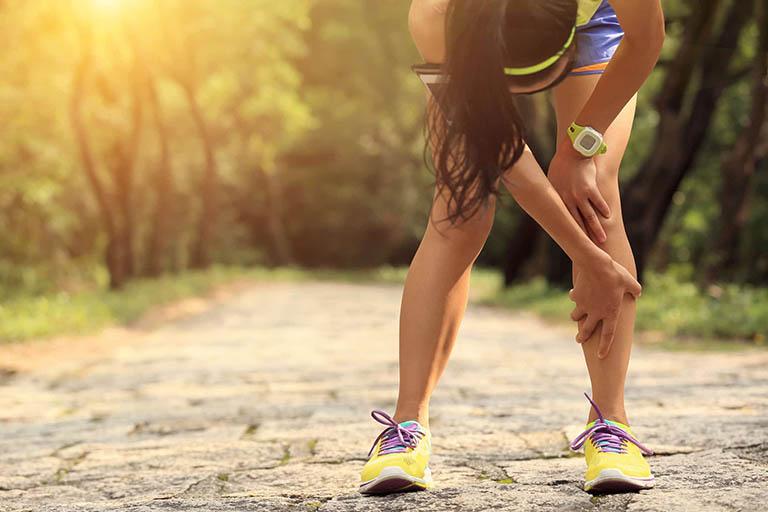 Nguyên nhân gây đau đầu gối khi chạy bộ và cách xử lý