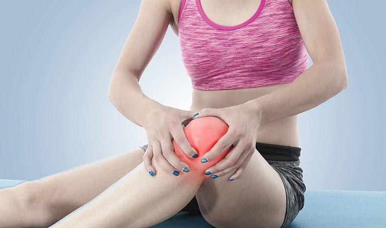 Đau đầu gối khi chạy bộ có thể là dấu hiệu của hội chứng dải chậu chày