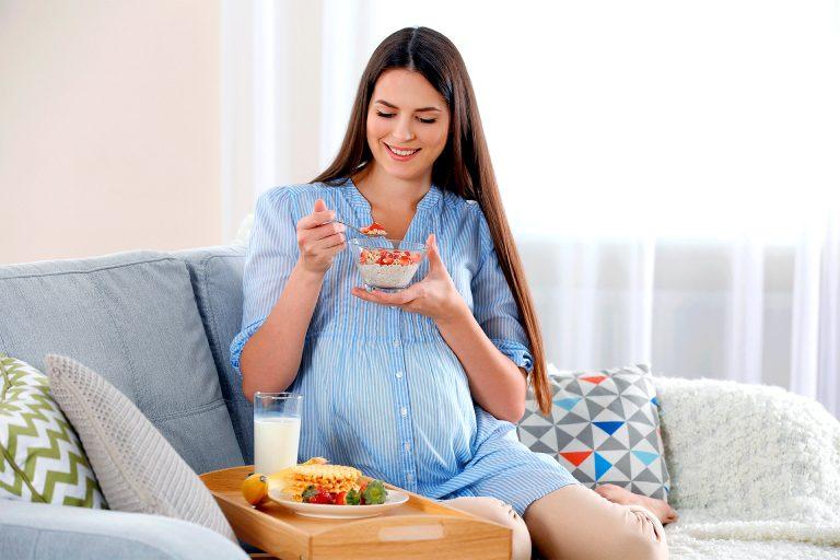 Đậu hà lan tốt cho sức khỏe mẹ bầu