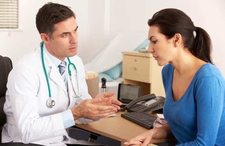 Nếu bị đau dạ dày kéo dài thì người bệnh nên đến gặp bác sĩ thăm khám để được hướng dẫn điều trị phù hợp