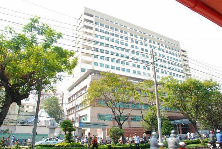 Bệnh viện Đại học Y dược Thành phố Hồ Chí Minh - Quận 5, TP. HCM