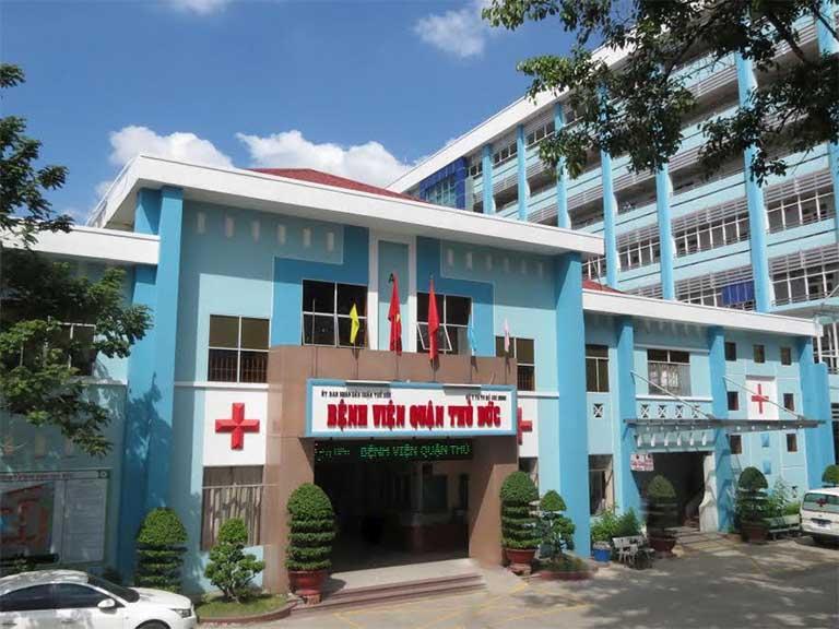 Bệnh viện Quận Thủ Đức - Thành phố Hồ Chí Minh