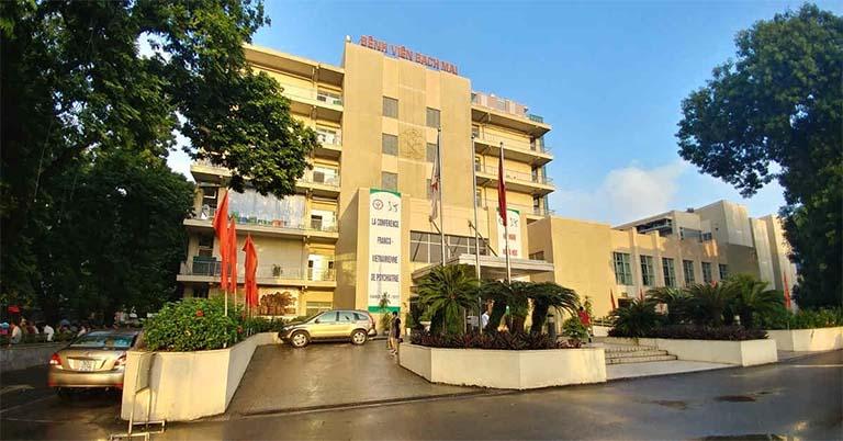 Bệnh viện Bạch Mai - Quận Đống Đa, Hà Nội