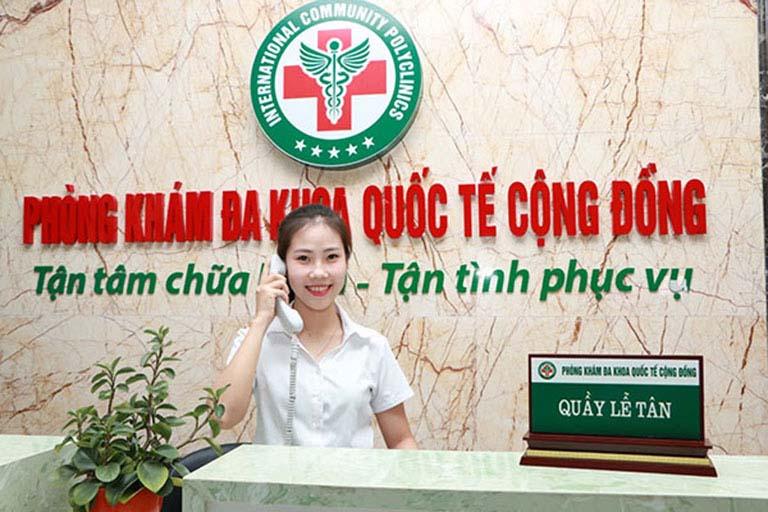 Phòng khám đa khoa Quốc tế Cộng Đồng - Quận Hai Bà Trưng, Hà Nội