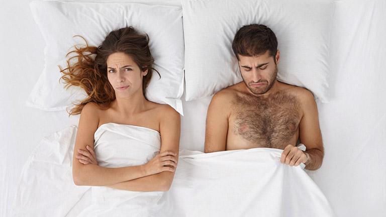 Lần đầu tiên quan hệ tình dục bị xuất tinh sớm là câu chuyện dở khóc dở cười của không ít nam giới hiện nay