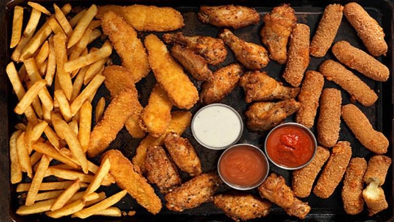 Kiêng ăn thực phẩm chứa nhiều chất béo khi bệnh thoái hóa khớp gối