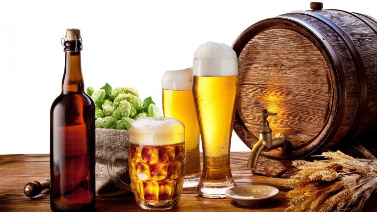 Không uống rượu bia trong thời gian bị thóa hóa khớp gối