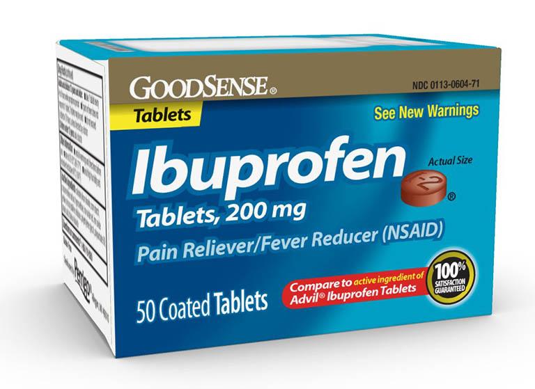 Ibuprofen là một lời giải đáp cho vấn đề đau nhức đầu gối uống thuốc gì