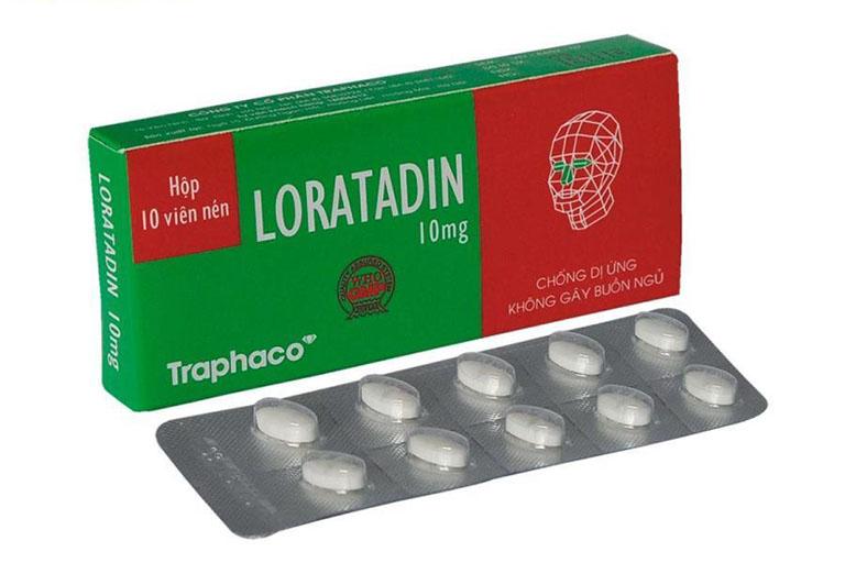 Các loại thuốc nào được dùng để điều trị viêm mũi dị ứng?