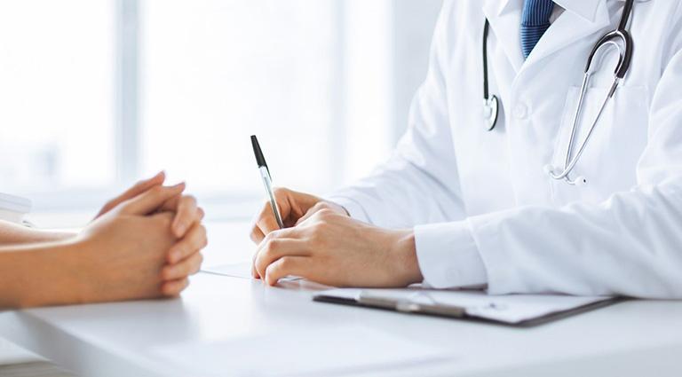 Hãy đi khám bác sĩ nếu áp dụng phương pháp trên không mang lại hiệu quả