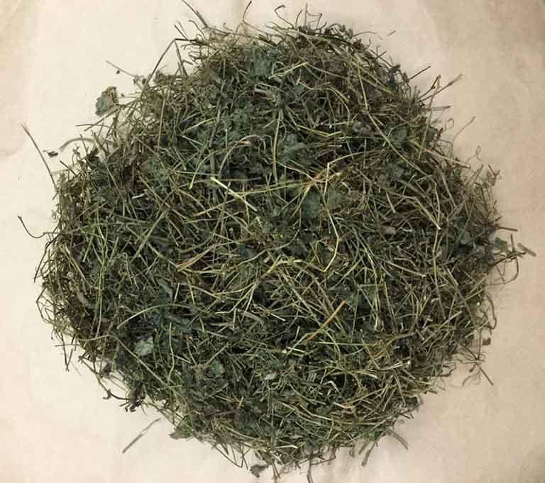 Loại thảo dược này được dùng ở dạng khô