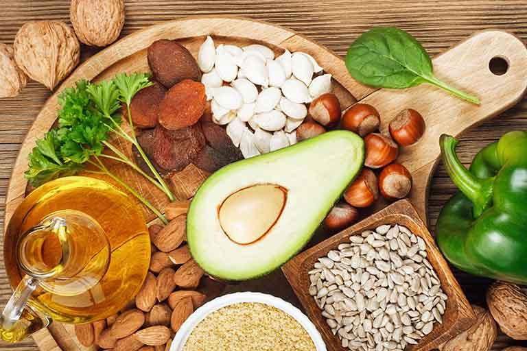 Tăng cường sử dụng các thực phẩm tốt cho sức khỏe để khắc phục tình trạng thiếu canxi