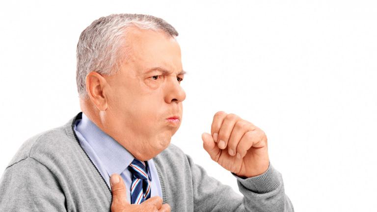 Ho liên tục, ho nhiều lần trong ngày là dấu hiệu cho biết đường hô hấp đang gặp vấn đề.