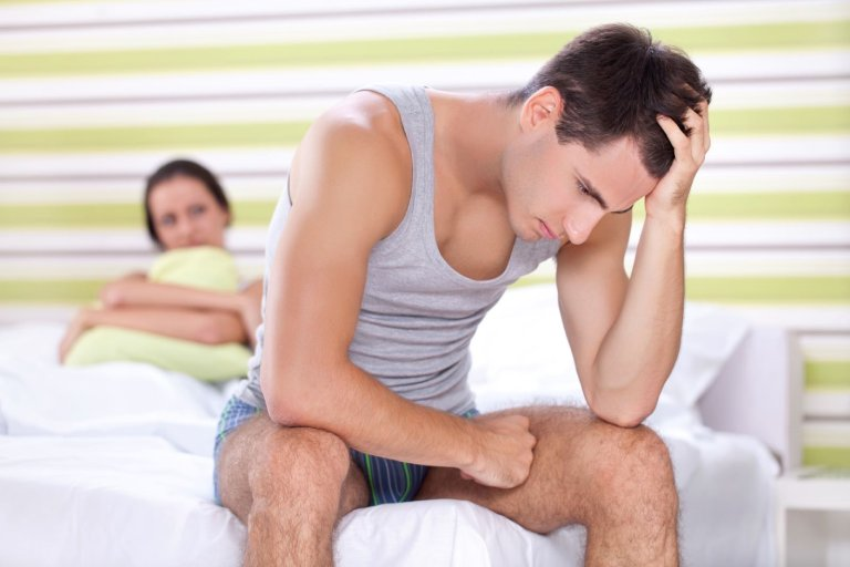Tâm lý căng thẳng gây ảnh hưởng tới việc xuất tinh