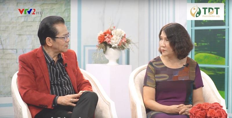 BS Tuyết Lan tư vấn các điều trị bệnh dạ dày trực tiếp trong chương trình