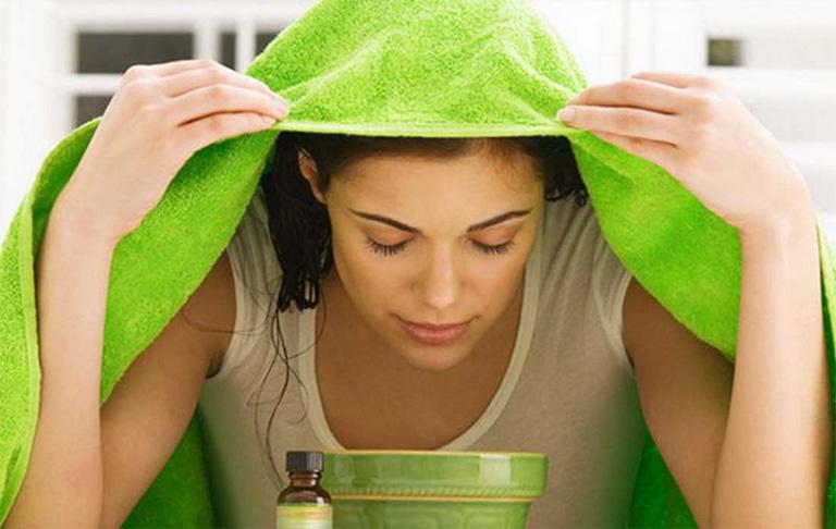 cách chữa viêm xoang nhức đầu