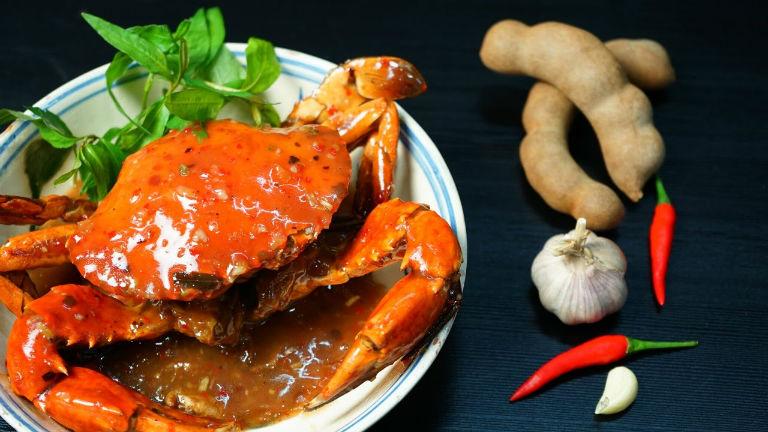 Các món ăn từ cua biển giúp nam giới bổ thận, tráng dương, tăng cường sinh lý.