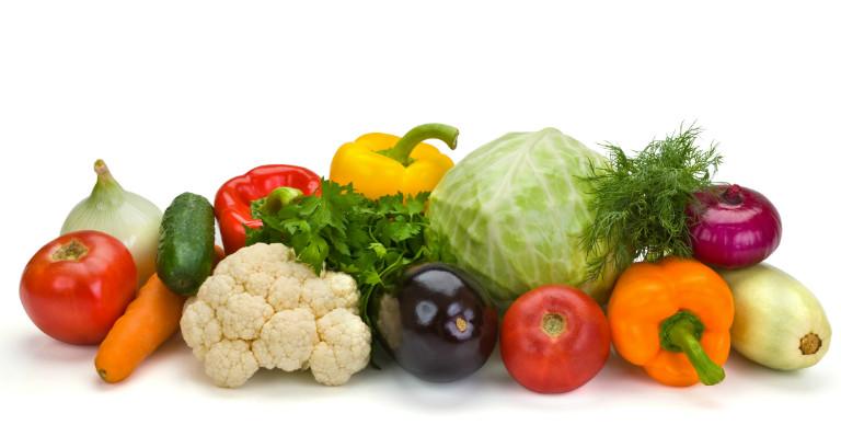 Bệnh nhân viêm đại tràng nên ăn rau quả tươi, trái cây tươi.