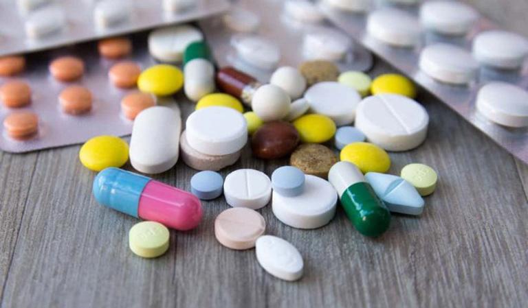 thuốc trị viêm tiểu phế quản bội nhiễm
