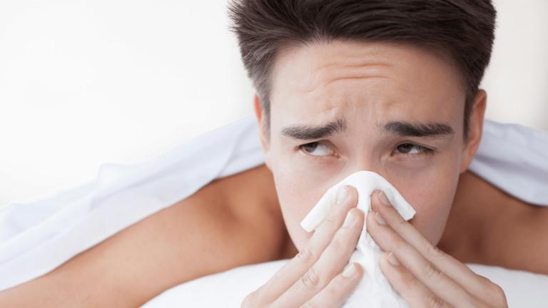 Triệu chứng cho biết bạn bị viêm xoang là: nghẹt mũi, khó thở, sổ mũi, đau răng hàm trên, đau trán, sốt,..