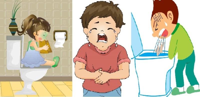 Trẻ em dễ bị bệnh lý IBS tấn công