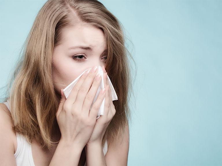 Thuốc trị viêm mũi dị ứng nhanh khỏi và ít gây ra tác dụng phụ